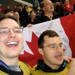 Canada vs. Sweden women's gold medal game