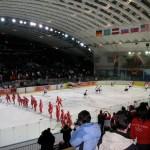 Men's hockey QF Canada vs. Russia