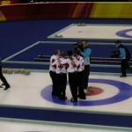 M curling final