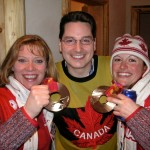 BC House Curling Party